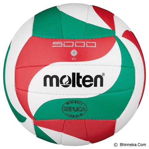 MOLTEN Bola Voli Size 1 [V1M300] - White/Red/Green - Bola Voli